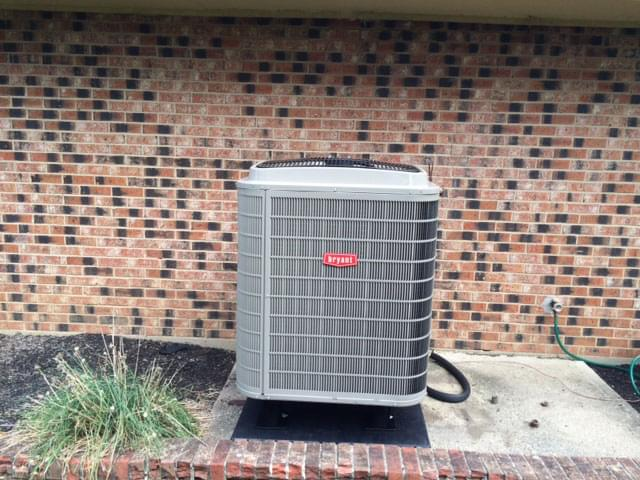 Bryant Air Conditioning Installation